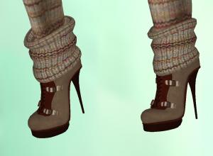 -AC- Sugar Sweet boots